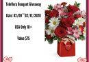 Valentine's Day Teleflora Bouquet   #$75Giveaway #LoveOutLoud