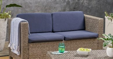 Outdoor Furniture Cushions For Your Backyard