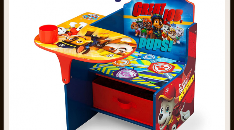 Paw Patrol Children's Desk Giveaway
