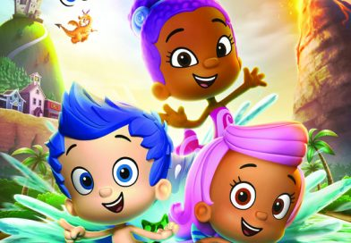BUBBLE GUPPIES: THE NEW GUPPY! #Giveaway