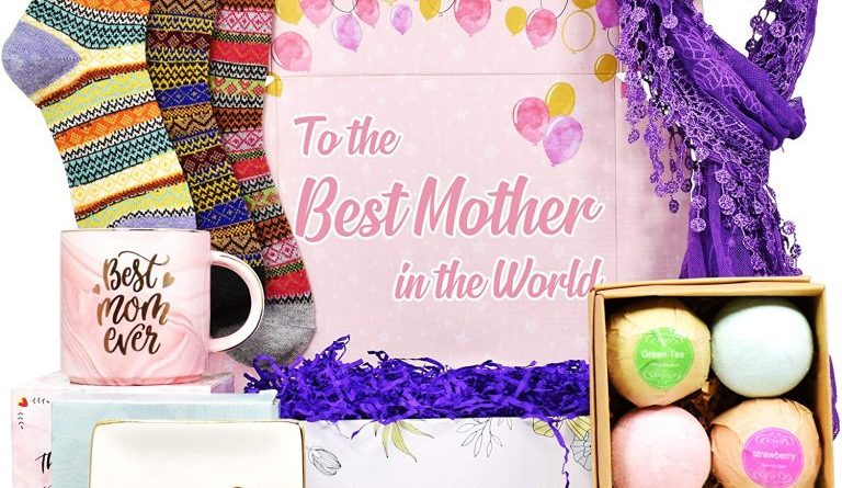 Best Gift Box for Mom Giveaway