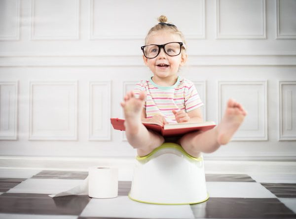 Productive and Positive Potty Training
